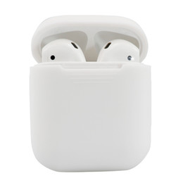 Silicone cell phone Skin online shopping - For Apple Airpods Silicone Case Skin Compatible Soft Thin Protector Cover for Air pods Earphone Cell Phone Case