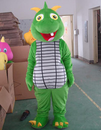 Wholesale ugly animals for sale – custom 2019 Factory Outlets ugly Dinasaur boy Fancy Dress Cartoon Adult Animal Mascot Costume
