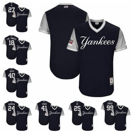 $enCountryForm.capitalKeyWord Australia - 2019 New York Men Yankees Jersey 41 Paps 99 Judge 99 All Rise 40 Sevy 27 G 24 Kraken Nickname Baseball Jerseys