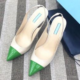 $enCountryForm.capitalKeyWord Australia - 2019 top quality design design dress new womens high heels Korean version of the Baotou hollow sexy highheeled sandals wild single with qd