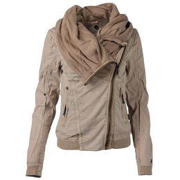 $enCountryForm.capitalKeyWord Australia - Autumn Winter Jackets Ladies Hoodie Sweatshirt Zip Up Plain Jacket Hooded Womens Jumper Hoody Coat Korean style Fashion Outwear