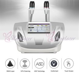 V Lift Face Australia - 2018 V-MAX Radar Line Carving Tender Ultrasound SMAS Face Lift Skin Tightening body slimming facial anti aging spa machine
