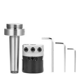 Milling Lathe Tool Australia - Morse Taper Boring Bar For Lathe Milling Lathe Tools High Carbon Steel CNC Arbor Adapter Power Tool Milling Tool Boring Bar