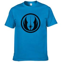 T Shirt Ordering Australia - Mens Fashion 2019 Summer Fashion Brand Star Jedi Order T Shirt 100% Cotton Men T-shirt Cotton Print Tees #266