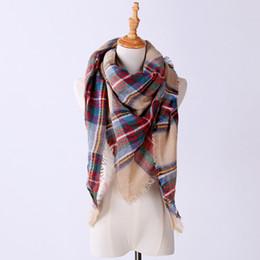 $enCountryForm.capitalKeyWord Australia - European and American new triangle scarf imitation cashmere warm scarf air conditioning shawl men and women fashion