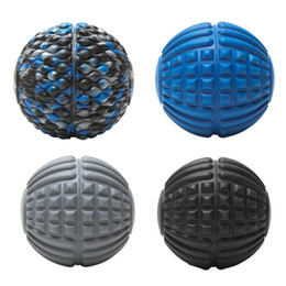 $enCountryForm.capitalKeyWord Australia - Yoga Ball Fitness Muscle Relaxing Exercise Balance Foot Massage Fascia Ball