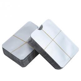 $enCountryForm.capitalKeyWord UK - designer card holder 10pcs Passport Aluminium Convenient Rfid Protection Card Case Durable Card Holder Drop Shipping Good Quality