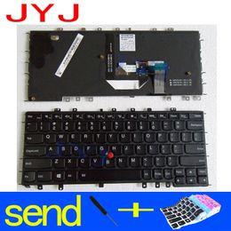 $enCountryForm.capitalKeyWord Australia - NEW Laptop keyboard For LENOVO IBM Thinkpad Yoga S1 S240 Yoga 12 Send a transparent protective film