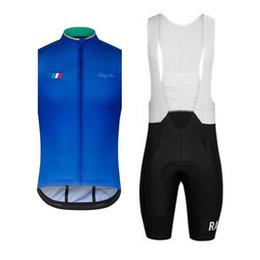 Rapha Jersey Pink UK - Cycling Jersey Set 2019 Rapha Man Italian Style  sleeveless Summer Cycling 5a47adefc