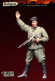 Resin Figures Australia - Free shipping 1 35 Resin Figures Red Army Officer, 1943-45 Unassembled unpainted J160
