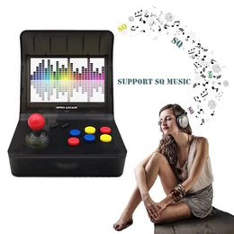 $enCountryForm.capitalKeyWord NZ - Portable retro mini handheld game console 4.3 inch 64 bit 3000 video game classical family game machine gift HangNine