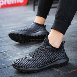 $enCountryForm.capitalKeyWord Australia - Brand Shoes Men Fashion Hot Sale Hand Made Breathable Sneakers for Men Large Size 36-47 Light Couple Flat Shoes Male Casual