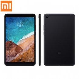 "Discount original xiaomi 4g - Original Xiaomi Mi Pad 4 Tablets 8"" PC Qualcomm Snapdragon 660 Octa Core 1920x1200 13.0MP+5.0MP Cameras 4G WIFI And"
