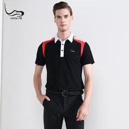$enCountryForm.capitalKeyWord Australia - 2019 NEW EAGEGOF Summer Man Golf Shirt Short sleeve Male Sportswear Quick Dry Golf clothing for training
