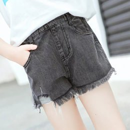 Product Brand Color Australia - Summer Girl Shorts Loose Jeans Ultra Shorts Fashion New Products 0310