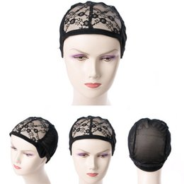mesh weaving wig cap 2019 - Wig Caps Professional Weaving Caps for Making Wig Soft Mesh Wigs Cap and Nylon Wig Cap cheap mesh weaving wig cap