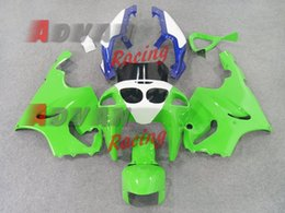 Kawasaki Zx7r Abs Fairing Kits Australia - High quality New ABS motorcycle fairings fit for kawasaki Ninja ZX7R 1996-2003 ZX7R 96 97 98 99 00 01 02 03 fairing kits custom green blue