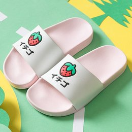 $enCountryForm.capitalKeyWord Australia - Hot Popular Cartoon Fruit Shoes Woman Slippers Watermelon Strawberry Home Slippers Summer Sandals Slides Women Shoes Flip Flops