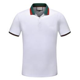 88931f679d232f Coton De Luxe Hommes Polos Hommes Coton Nouvelle Marque De Marque T-shirts Hommes  Vintage Col Ras Du Cou Hommes Polos Chemises T-shirt
