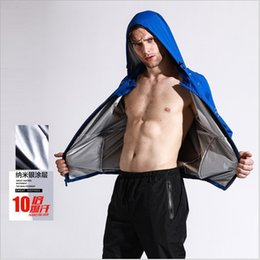 $enCountryForm.capitalKeyWord Australia - Hot Sports Gyms Sweating Wear Men Women Fitness Yoga Outwear Jogger Sauna Suit Training Body Building Run Shirt Pants Clothing