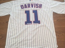$enCountryForm.capitalKeyWord Australia - Cheap Custom Yu Darvish Cool Base Home Royal Blue jerseys Stitched Retro Mens jerseys Customize any name number