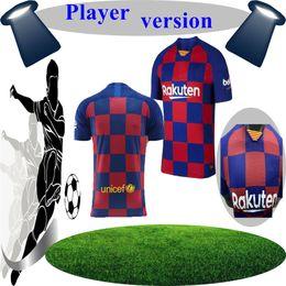 $enCountryForm.capitalKeyWord Australia - Player Version 2019 #10 MESSI Home soccer jerseys 19 20 #7 GRIEZMANN #9 SUAREZ Top quality soccer shirts Customized Adult football Uniforms