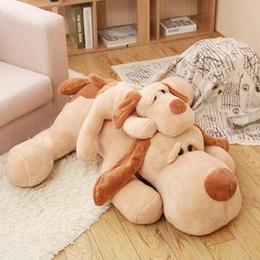 $enCountryForm.capitalKeyWord NZ - Fashion 60cm 120cm 150cm Dog Skin Shell Big Long Ear Plush unstuffed Soft Toys Doll Animals Kawaii Girls Kids Gift Birthday