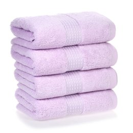 $enCountryForm.capitalKeyWord UK - 4pcs set Multi-Purpose Cotton Soft Fast Absorbant Washing Towel Cleaning Wiping Cloth Washcloths Hand Towels for Home Hotel Kitchen Bathroom