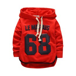 Wholesale Good Quality Baby Girls Boys Clothing Sweater fleece Children Hoodies Jacket Infant Casual Cotton Coat Kids Long Sleeve Tops