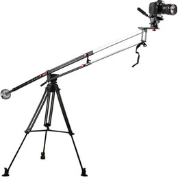 Stabilizer for video online shopping - YB M m Professional Extendable Aluminum Alloy Strong Camera Video Crane Jib Arm Stabilizer for Canon Nikon Sony DSLR