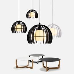 $enCountryForm.capitalKeyWord NZ - Hot sell Indoor decorative modern pendant lamp E27 nordic simple Iron lamp dining room bar counter coffee house decorate commercial lighting