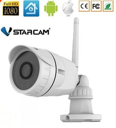 Wireless Waterproof Bullet Camera Australia - Vstarcam C17S Full HD 1080P Wireless IP Camera WiFi Bullet Surveillance Camera Outdoor P67 Waterproof Security Infrared Camera