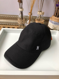 dome badge NZ - 2019 baseball cap, embroidered in front of the hat, embroidered letter H badge pattern on the side with home elements