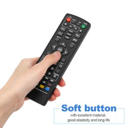 $enCountryForm.capitalKeyWord Australia - Remote Controls Universal Set-Top Box Remote Control Wireless Smart STB Controller for HDTV Smart TV Box Black DVB-T2 RC drop shipping