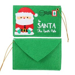 $enCountryForm.capitalKeyWord NZ - Green Merry Christmas Decorations Card Envelope Greeting Card Gift Postcard Stationery Xmas Cards