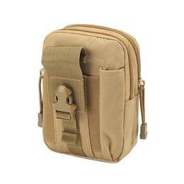 $enCountryForm.capitalKeyWord UK - Cool Outdoor Climbing Tactical EDC Gadget Waist Bag Military Phone Molle Pouch Bag #510653