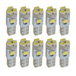 $enCountryForm.capitalKeyWord Australia - 10Pcs T5 LED W1.2W 5 3020 SMD 70 74 Car Wedge Base Lamp for T5 Dashboard Lamp 74 Led Instrument Panel Cluster Light Gauge Bulb