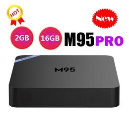 $enCountryForm.capitalKeyWord NZ - 1 PCS M95 PRO Allwinner H3 Android TV Box 2GB 16GB Quad Core 100M Lan 2.4G WiFi 4K VP9 IPTV Android Smart media player BETTER MXQ PRO 4K