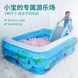 $enCountryForm.capitalKeyWord Australia - Children's inflatable swimming pool home adult thickening baby infant adult children bathing barrel marine ball pool