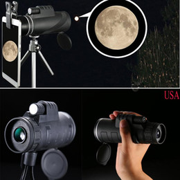 $enCountryForm.capitalKeyWord NZ - Monocular 40x60 Professional Telescope HD Night Vision Viewing Portable Telescope Outdoor Travel Hiking Concert