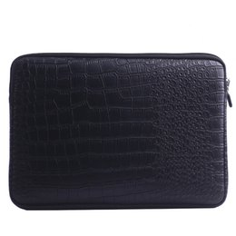 15 inch neoprene laptop sleeve Australia - Waterproof Leather Laptop Sleeve Bag Notebook Case Cover Pouch For 12 13 15 inch Macbook Air Pro Retina SH190924