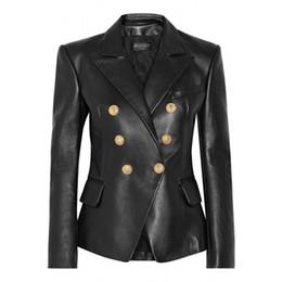 $enCountryForm.capitalKeyWord NZ - Women's Fur Coat Spring Autumn Suit Real Genuine Leather Jacket Women Clothes 2019 100% Sheepskin Coat OL Korean Elegant ZT2235