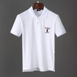 $enCountryForm.capitalKeyWord Australia - Men's Summer Print Polo Shirt Short Sleeve #0111 Slim Fit Business Polos Fashion Streetwear Tops Brand Men Shirts Sports Casual Golf Shirts