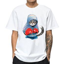 Kitten Shirts Australia - good quality Kitten T Shirt Men Cotton High Quality Fashion Funny T-shirt Mens Summer Casual Male T Shirt Hipster Tshirt