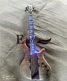 $enCountryForm.capitalKeyWord Australia - Eagle. Butterfly custom shop,five-stringed electric bass , fingerboard made of LED blue lights, piercing the neck of the piano fan bass.