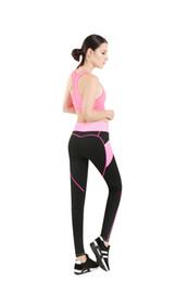 Fitness yoga pants white online shopping - New Fashion Sexy Fitness Legging Mesh Patchwork Athleisure Slim Leggings Pants Sport Elastic Leggings for Women Yoga Leggings Size S XL