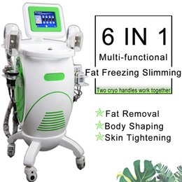 $enCountryForm.capitalKeyWord NZ - 2019 cryolipolysis slimming machine fat freezing body shape system portable high frequency facial rf skin lifting cryo weight loss machines