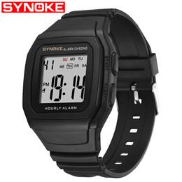 $enCountryForm.capitalKeyWord Australia - SYNOKE New Fashion Casual Men's Sports Watch Digital Army LED Waterproof Wrist Watch Man Waterproof Wristwatches