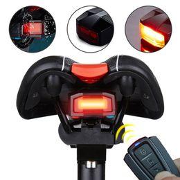 $enCountryForm.capitalKeyWord Australia - A3 A6 Bike Wireless Remote Control Burglar Alarm Tail Light USB Rechargeable LED Bicycle Taillights Cycling Safey Warn Rear Lamp #489457