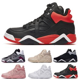 5f71019ac0 Zapatillas de baloncesto para mujer, hombres, interruptores, 2 II diente de  sierra, negro, blanco, rojo, zapatillas de deporte, zapatos casuales, ...